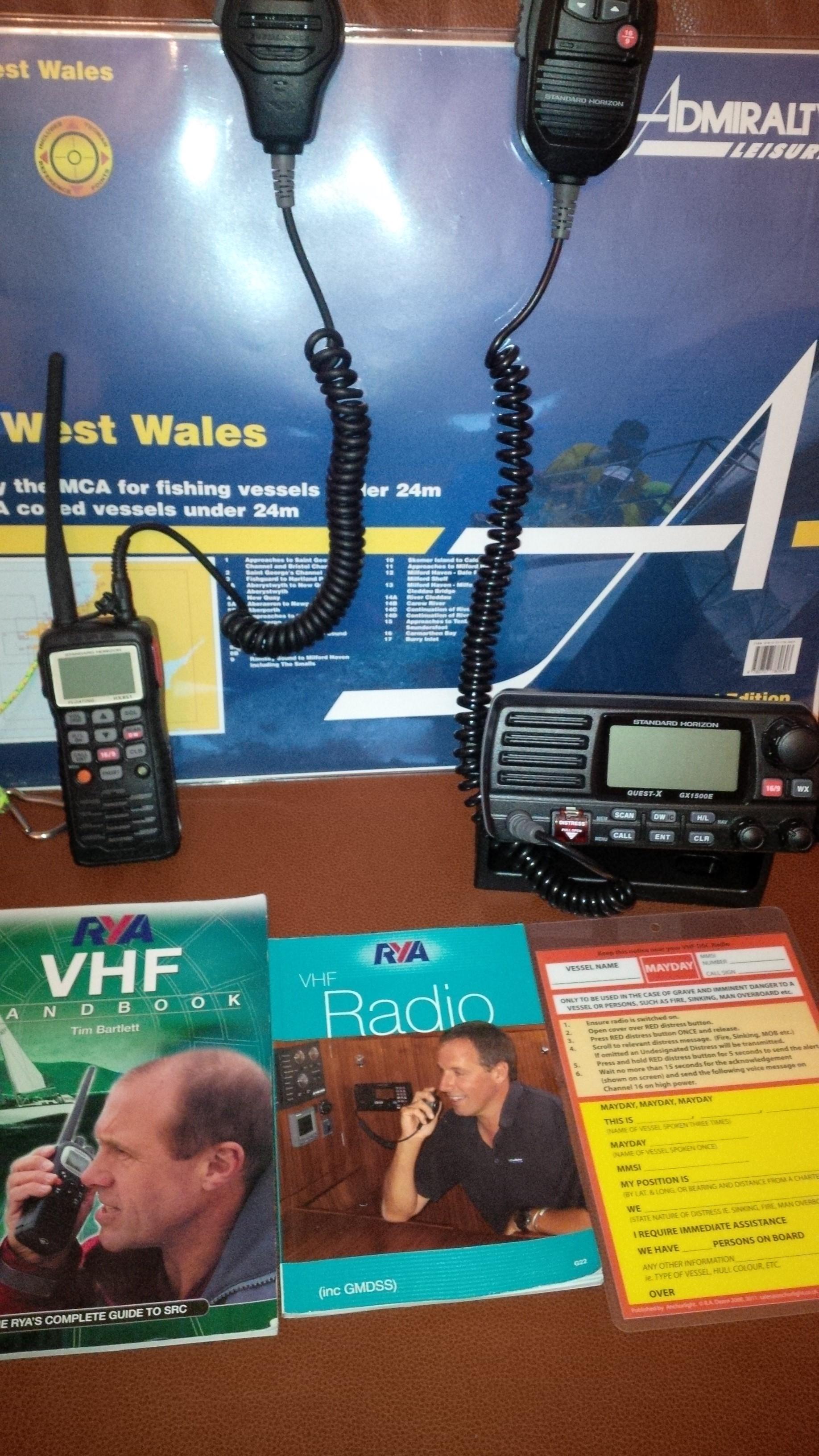 Changes to Marine VHF/DSC Short Range Certificate Courses - PPSA